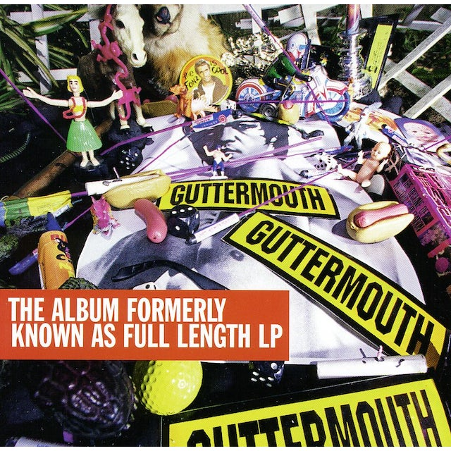 Guttermouth RECORD FORMERLY KNOWN AS FULL LENGTH CD