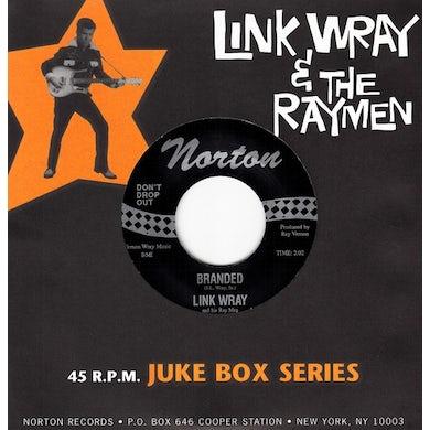 Link Wray BRANDED Vinyl Record