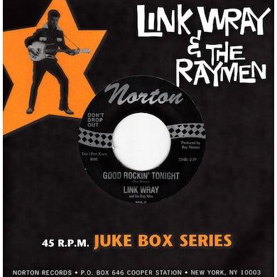 Link Wray GOOD ROCKIN TONIGHT Vinyl Record