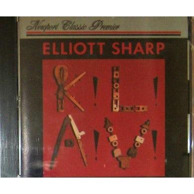 Elliott Sharp K!L!A!V! CD