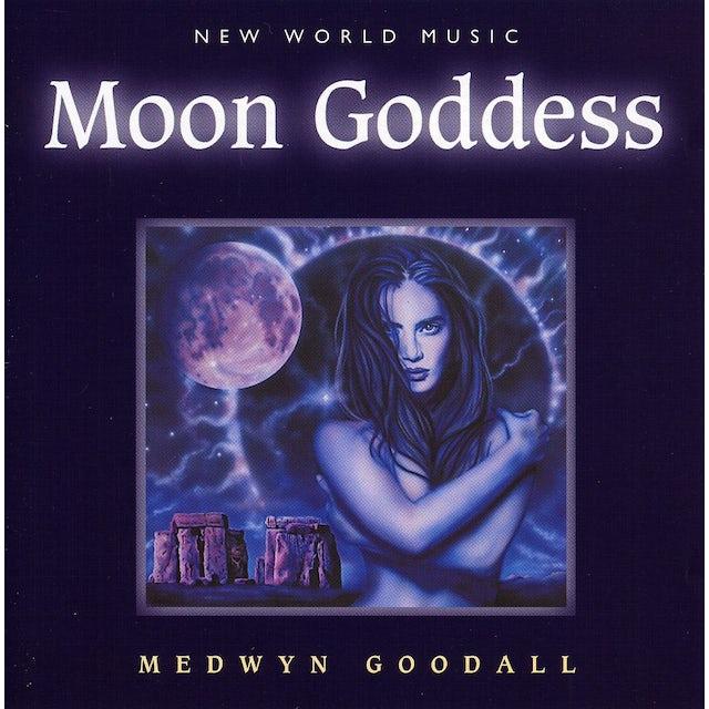 Medwyn Goodall MOON GODDESS CD