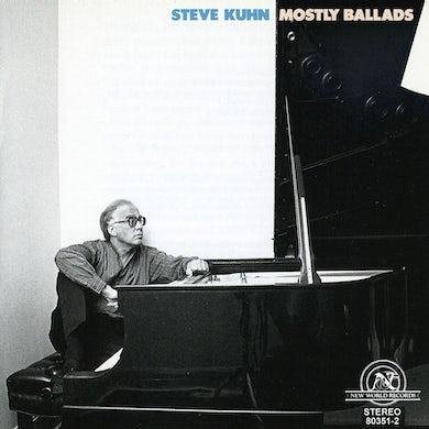 Steve Kuhn MOSTLY BALLADS CD