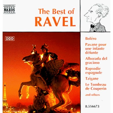 BEST OF RAVEL CD