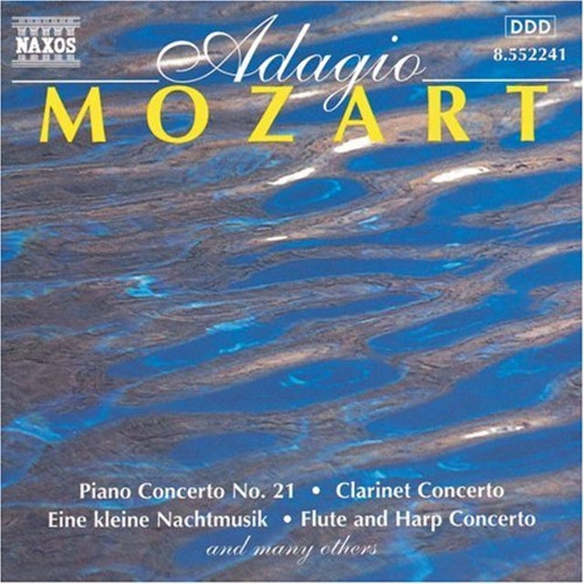 ADAGIO MOZART CD