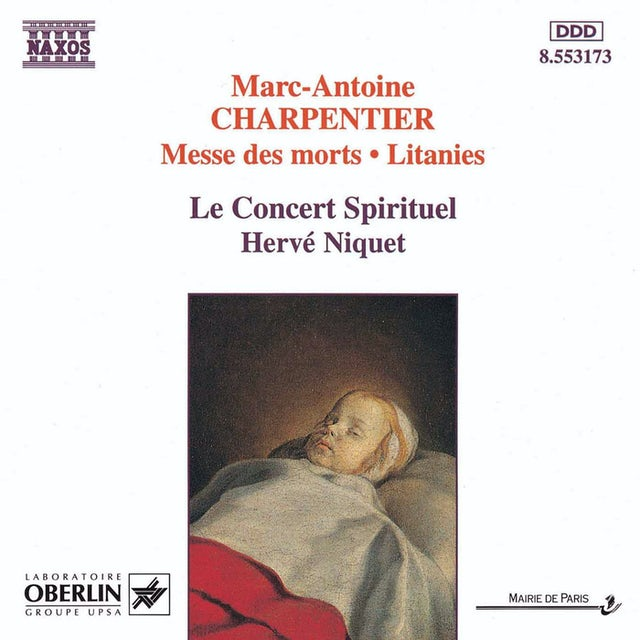 Charpentier MESSE DES MORTS-NIQU CD