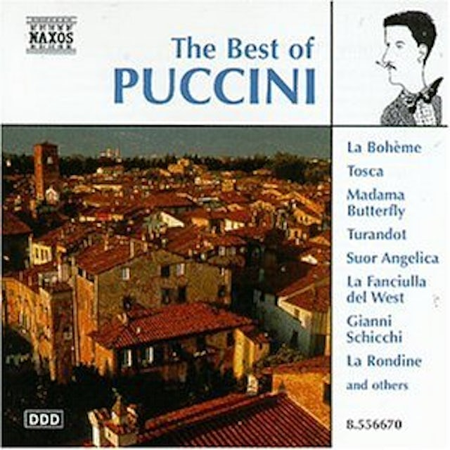 BEST OF PUCCINI CD