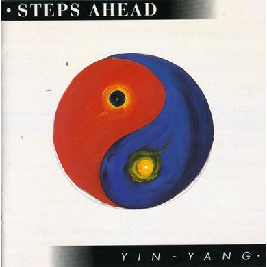 Steps Ahead YIN YANG CD