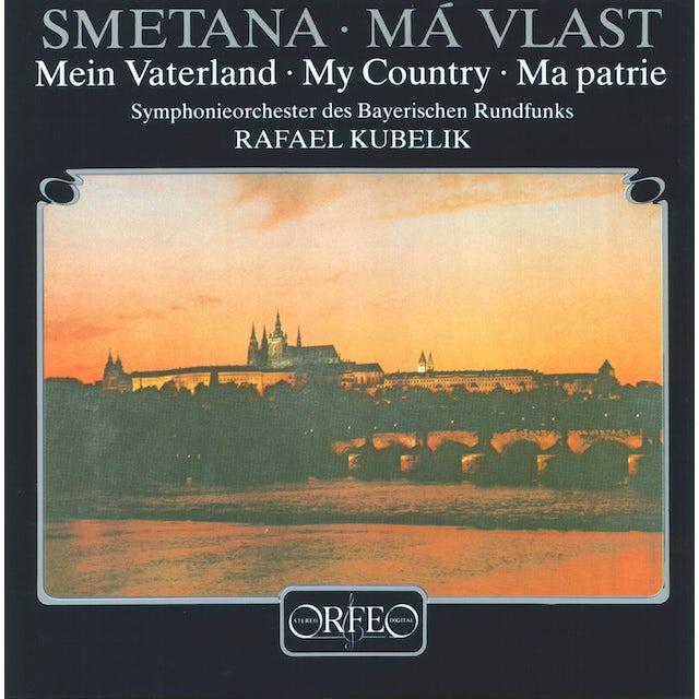 Smetana / Kubelik MA VLAST CD