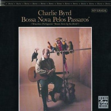Charlie Byrd BOSSA NOVA PELO PASSAROS CD
