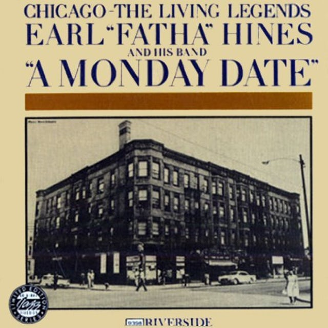 Earl Hines MONDAY DATE Vinyl Record