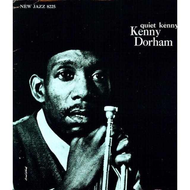 Kenny Dorham QUIET KENNY Vinyl Record