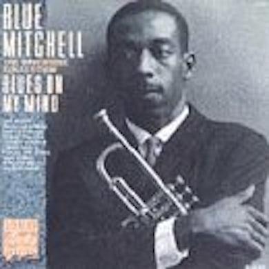 Blue Mitchell BLUES ON MY MIND CD