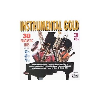 London Pops Orchestra INSTRUMENTAL GOLD CD
