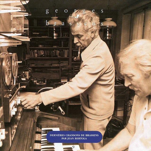 LES DERNIERES CHANSONS DE GEORGES BRASSENS CD