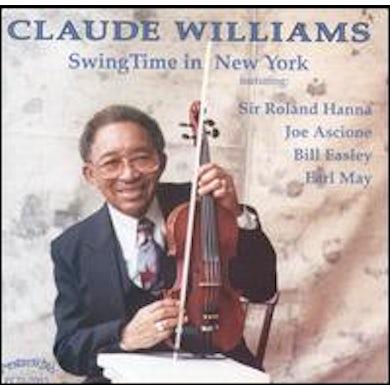 Claude Williams SWING CD