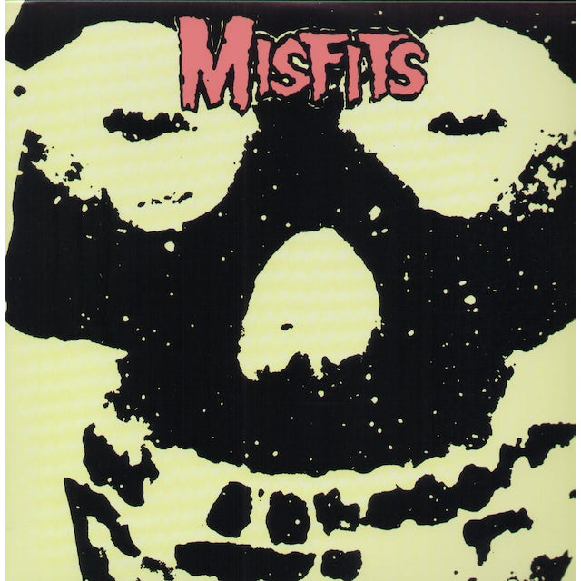The Misfits COMPILATION Vinyl Record
