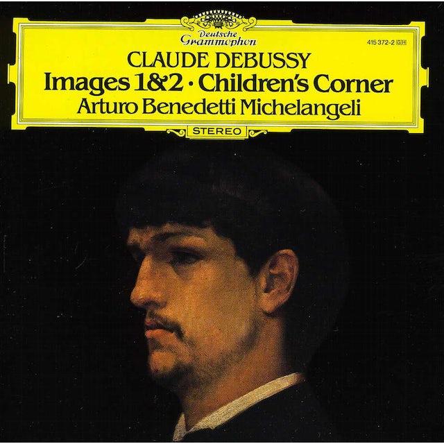 Debussy / Michelangeli IMAGES 1 & 2 / CHILDREN'S CORNER CD