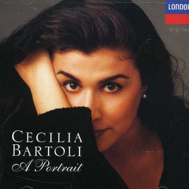 Cecilia Bartoli PORTRAIT CD