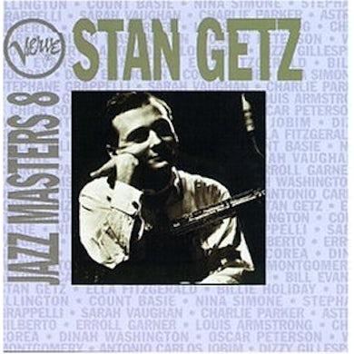 Stan Getz VERVE JAZZ MASTERS 8 CD