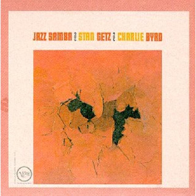 Stan Getz / Charlie Byrd JAZZ SAMBA CD