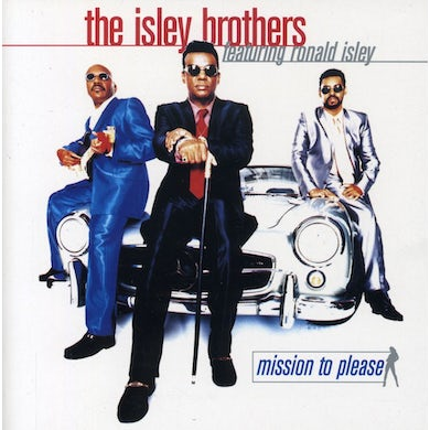 The Isley Brothers MISSION TO PLEASE CD