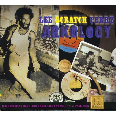 Lee Perry ARKOLOGY CD