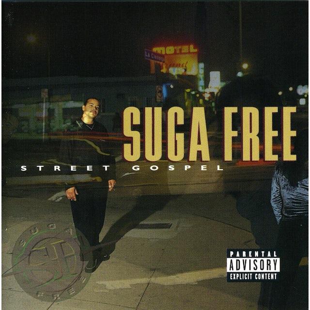 Suga Free STREET GOSPEL CD