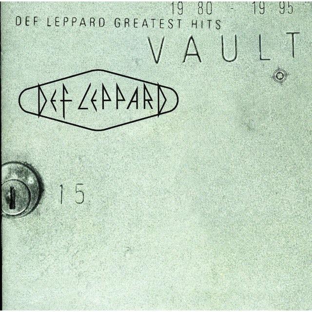 Def Leppard VAULT: GREATEST HITS CD