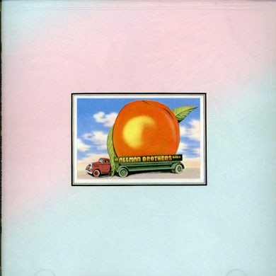 The Allman Brothers Band  EAT A PEACH CD
