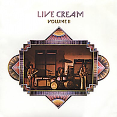 Cream LIVE 2 CD