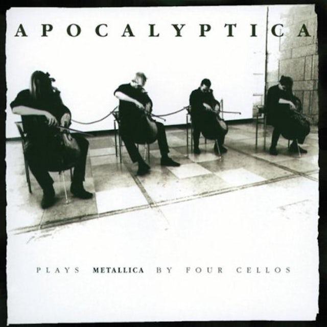 Apocalyptica PLAYS METALLICA BY FOUR CELLOS CD