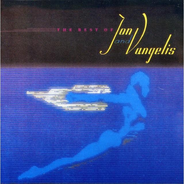 JON & VANGELIS BEST OF CD