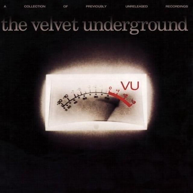 The Velvet Underground VU CD