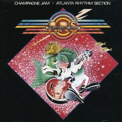 Atlanta Rhythm Section CHAMPAGNE JAM CD