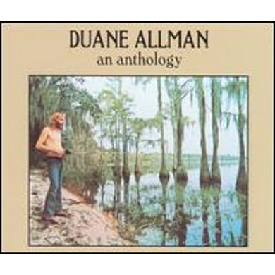 Duane Allman ANTHOLOGY 1 CD