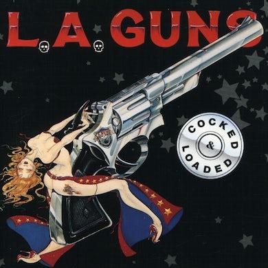 LA Guns COCKED & LOADED CD