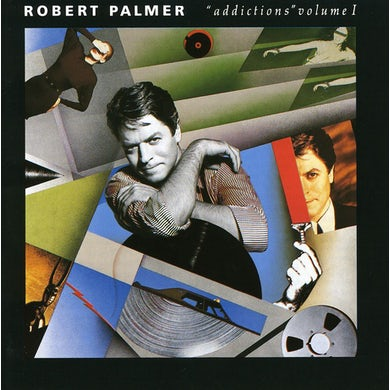 Robert Palmer ADDICTIONS 1 CD