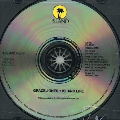 Grace Jones ISLAND LIFE CD