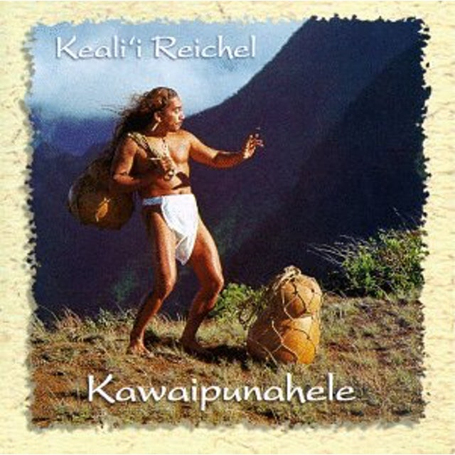Keali'I Reichel KAWAIPUNAHELE CD