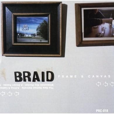 Braid FRAME & CANVAS CD