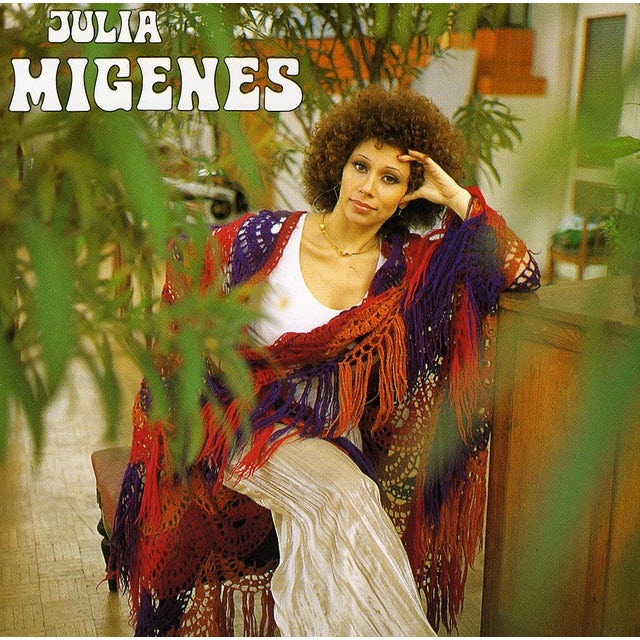 Julia Migenes SONGS CD