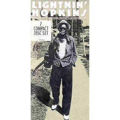 Lightnin Hopkins COMPLETE PRESTIGE YEARS CD