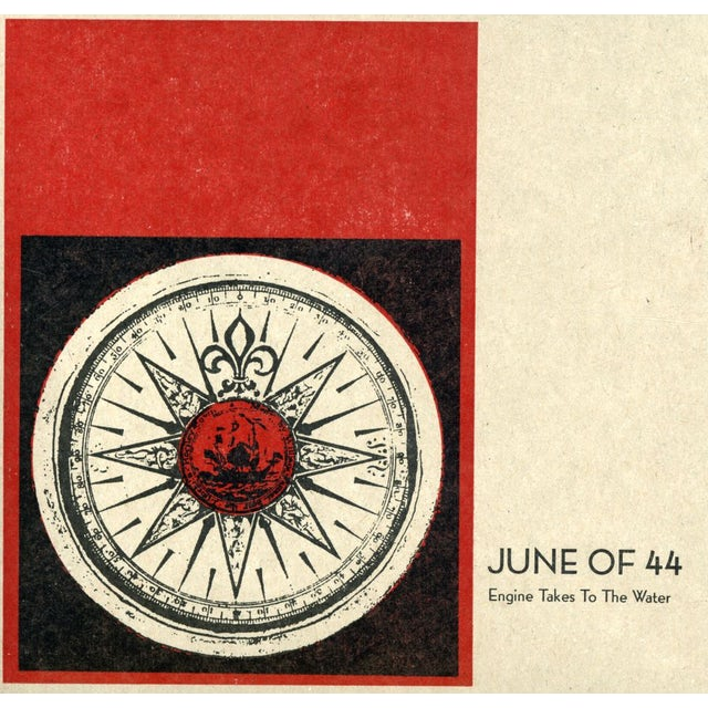 June Of 44 ENGINE TAKES TO THE WATER CD