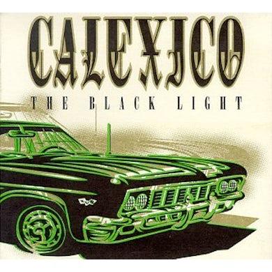 Calexico BLACK LIGHT CD