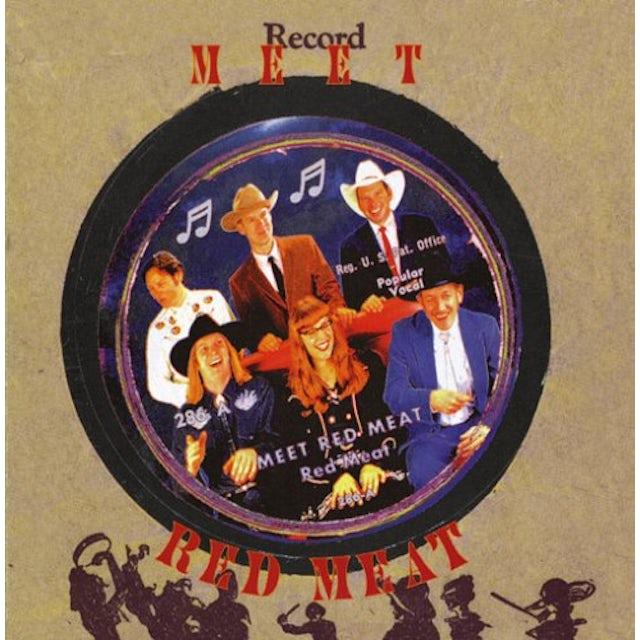 MEET RED MEAT CD