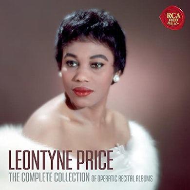 Leontyne Price  PRIMA DONNA COLLECTION CD