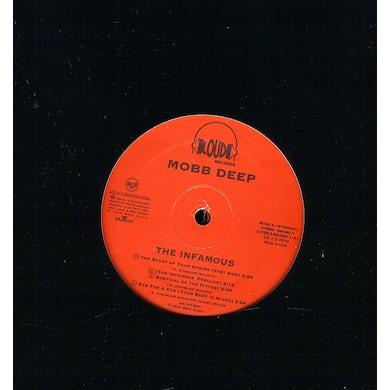 Mobb Deep INFAMOUS Vinyl Record