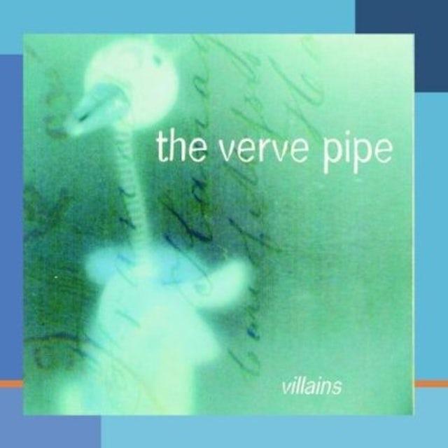 Verve Pipe VILLAINS CD