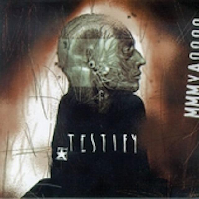 Testify MMMYAOOOO CD