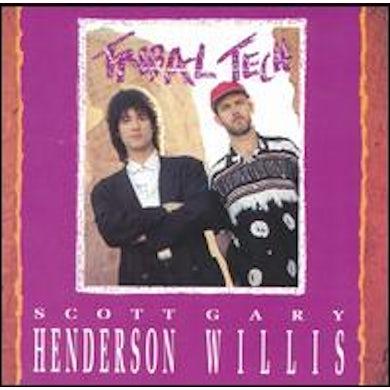 Scott Henderson TRIBAL TECH CD